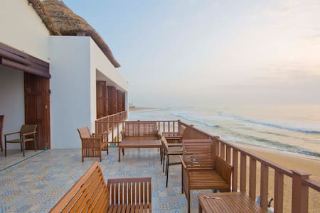 Terrace suite @ Surf Turf - Kovalam - Penzion (B&B)