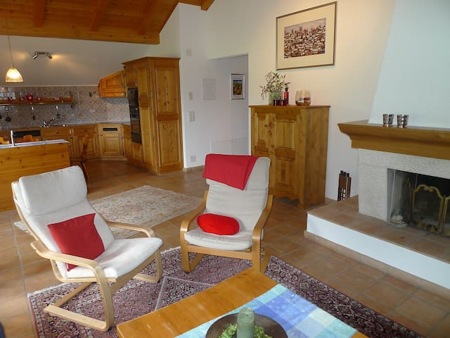 Apartment Pervenche in Enney