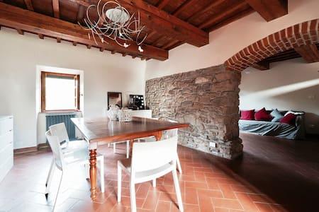 Casale La Fogliarina countryhouse design - Arezzo