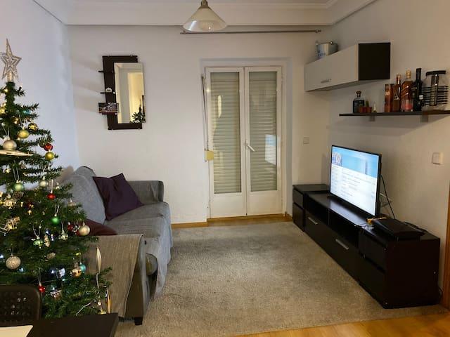 Habitación individual en madrid