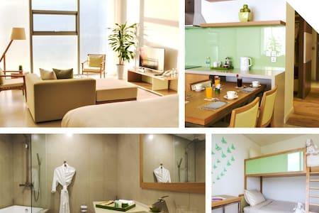 Studio Apartment 61m2 - Next To The Pacific! - Sơn Trà - 酒店式公寓