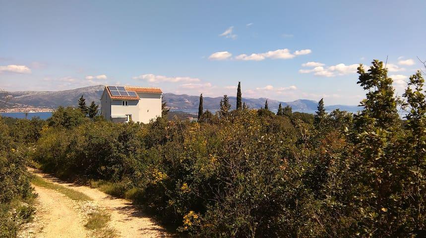 """Villa """"Magical view"""" - Žrnovo - Villa"""