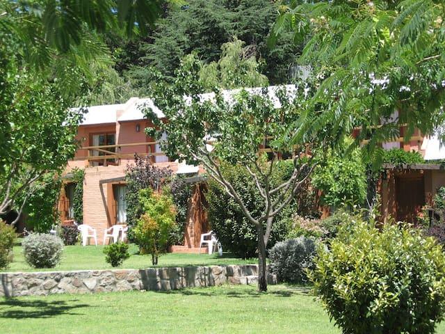 Cabaña en la naturaleza - La Cumbre - Córdoba - Apartemen