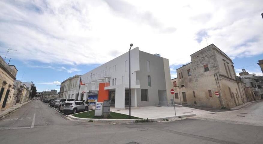 Vecchia Fabbrica apartments