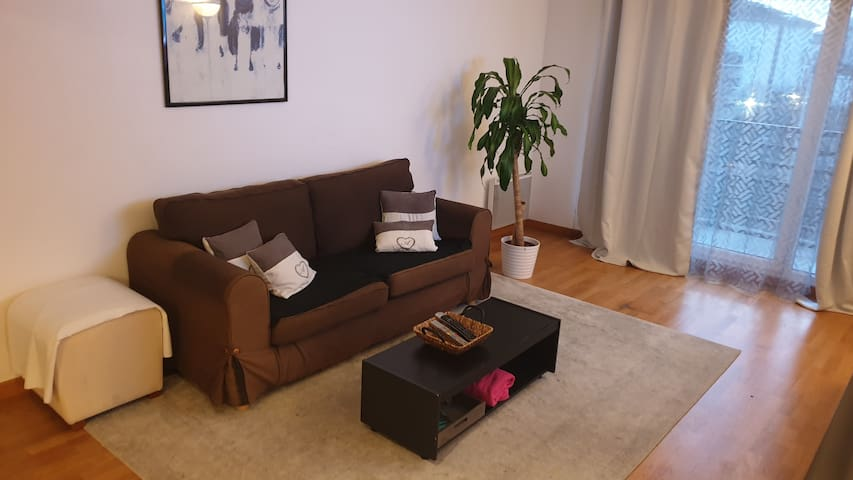 Cosy appartement 67m3 dans résidence privée