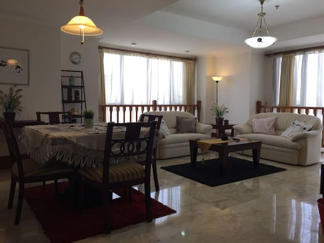 LARGE APARTMENT - 2 BEDROOM - JAKARTA