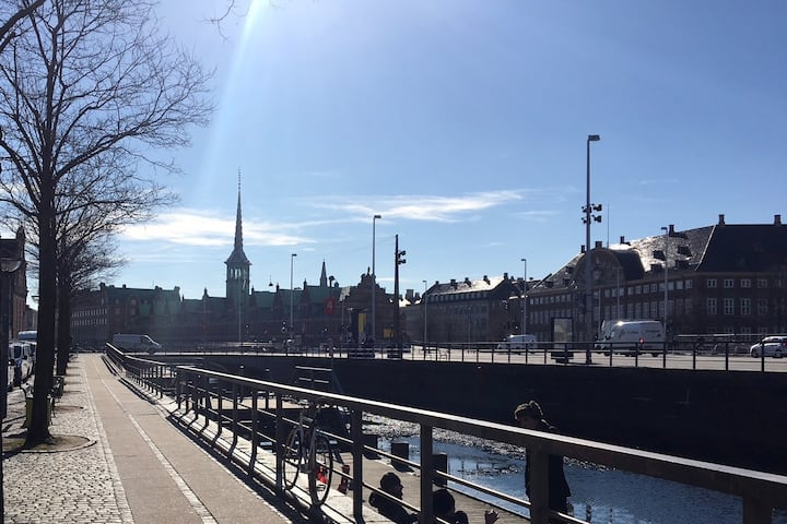 Cosy apartment downtown Copenhagen