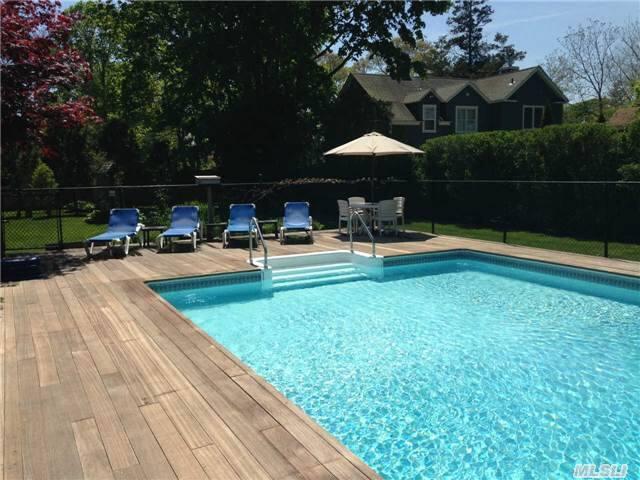 private 20' X 40' Pool