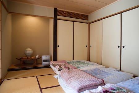 """【海】JapaneseStyle """"Tatami&Futon""""room"""