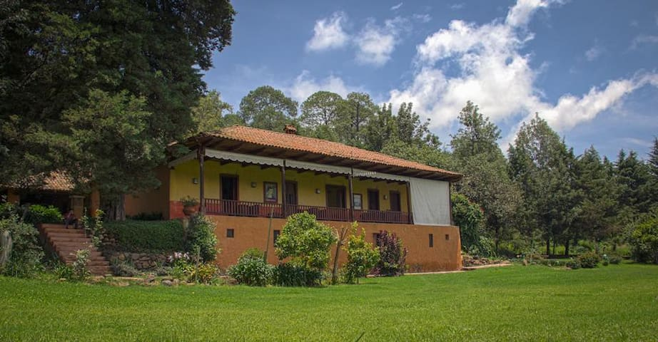 Your mexican house in the woods - Mazamitla - Huis