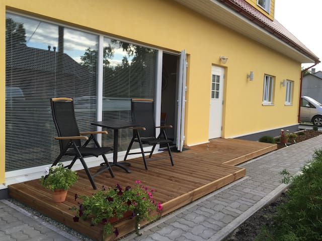 Great Price & Location in Parnu - Pärnu - Apartment