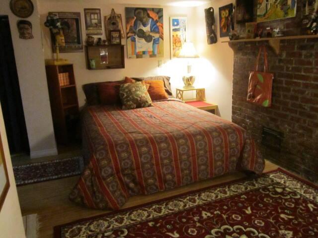 ESPA ArtHaus - Wooly Wabi-Sabi Room