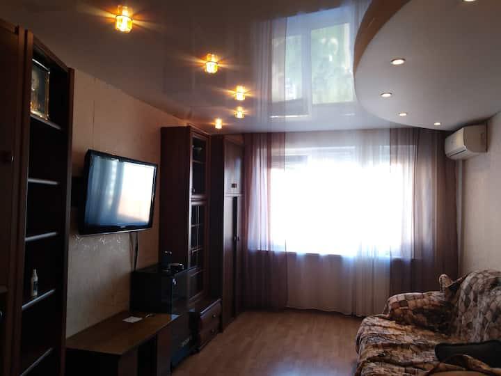 Отличная, комфортная квартира на Марата 32