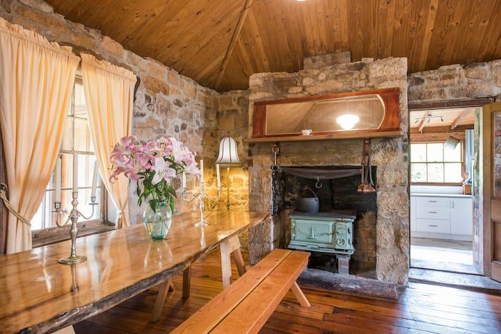 Camphill - 1860s Stone Homestead