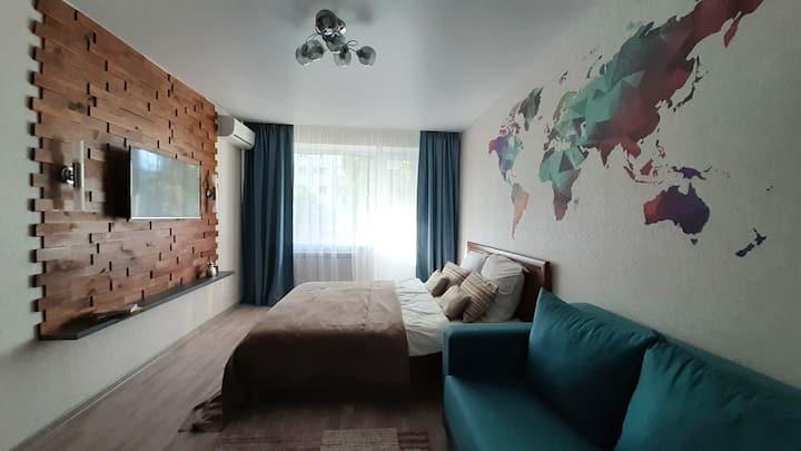 Апартаменты Ильинка