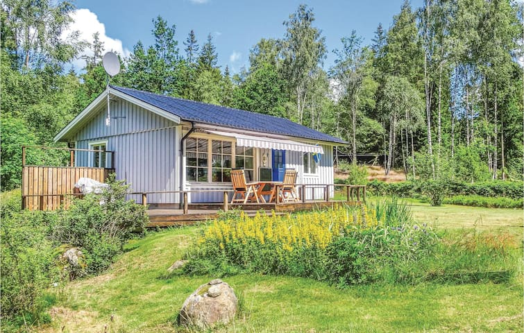 Holiday cottage with 2 bedrooms on 50m² in Långaryd