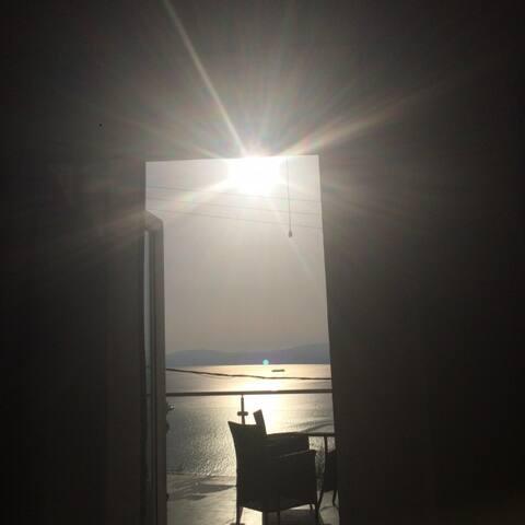 Theoni's view - Kato Verga - Apartament
