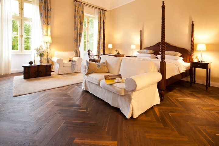 Bellevuezimmer- Natur und Event Hotel