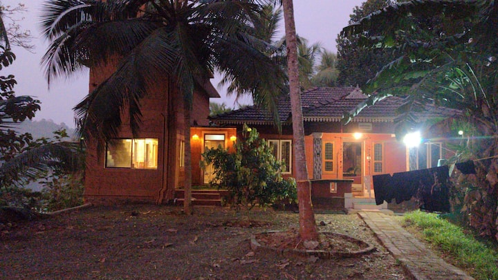 KALIYODAM - The river side villa eco stay