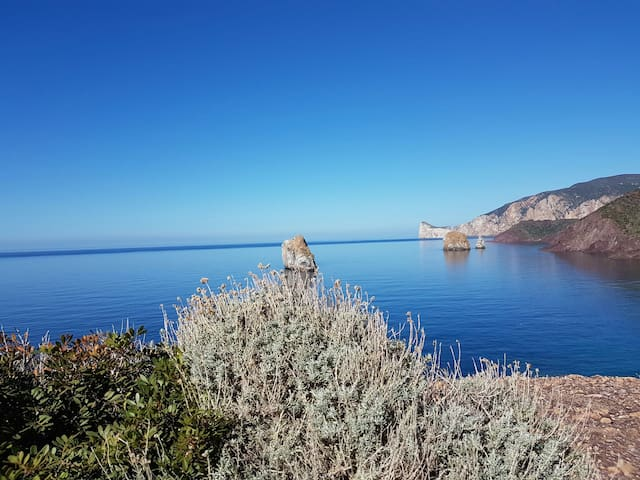 Affittasi Casa in  Sardegna - Iglesias Monteponi