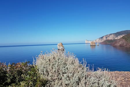 Affittasi Casa in  Sardegna - Iglesias Monteponi  - 獨棟