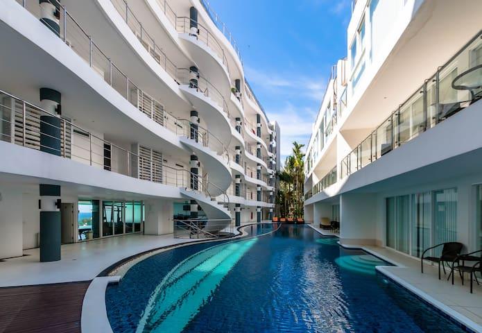 1 Bedroom Luxury Apartment in Karon - Tambon Karon - Pis