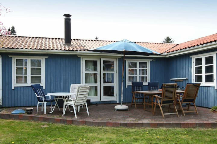 Large Holiday Home in Hovedstaden Denmark Near Sea