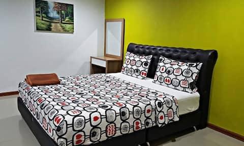 ที่พักบ้านบุริณลักษณ์ Burinlak Resort