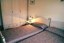 La camera ideale per i bambini.