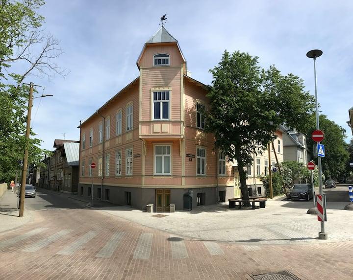 20min->Old Town | Residential Kadriorg 110m2+sauna