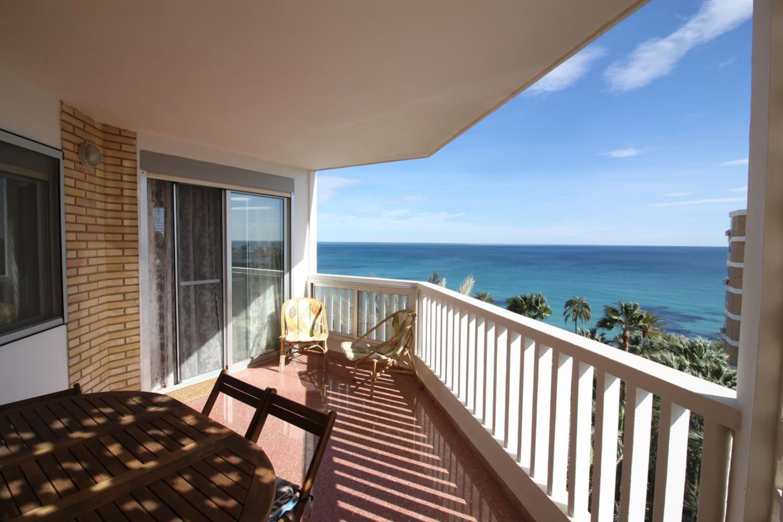 ¿Te imaginas desayunando en esta terraza? Son 12 m2 de terraza descubierta para disfrutar de un almuerzo con preciosas vistas.
