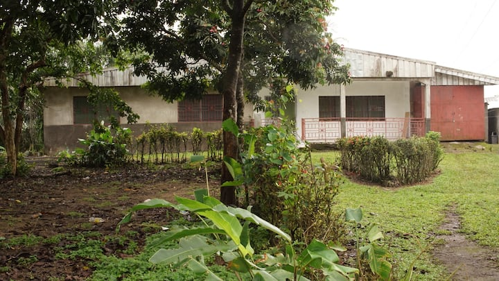 #1 House in the Heart of Buea surrounded by Nature