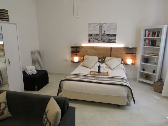 Apt. with Garden (2km from Centre) - Siena - Apartment