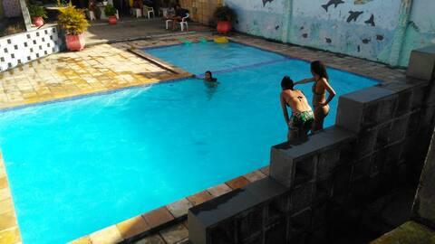 Casa com piscina Itamaracá