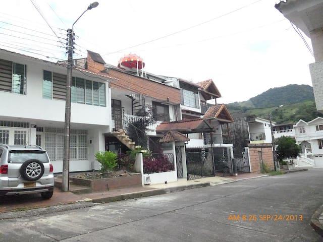 Tranquilo  confortable Apartaestudio, como en casa - Villavicencio - Leilighet