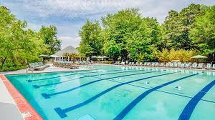 Private resort condo!