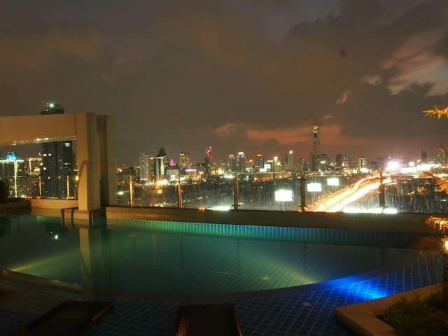 THE MARK 40SqmCondominiumLuxurious - Bangkok - Apartment