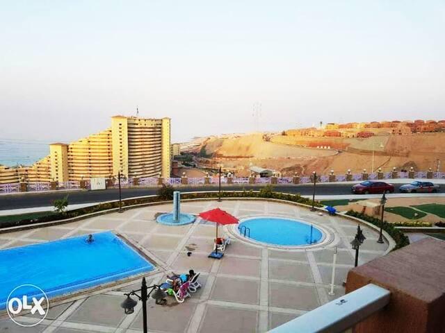Elite Apartment at porto Al Ain Elsokhna,Egypt.