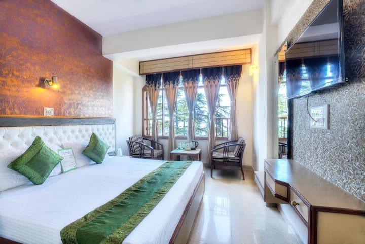 5 BEAUTIFUL ROOMS W BREAKFAST & VALLEY VIEW–SHIMLA