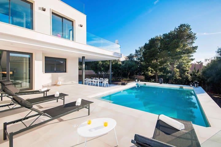 Brand New Luxury Villa Pool & Sea Views - Cielo de Bonaire - Villa