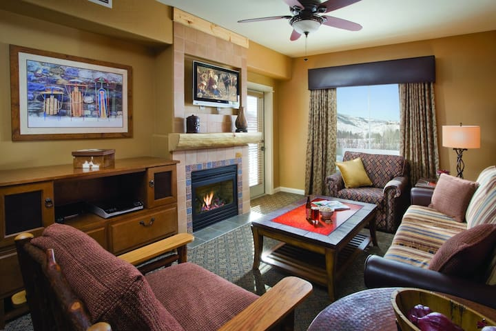 Worldmark Steamboat Springs-2 bdrm Condo