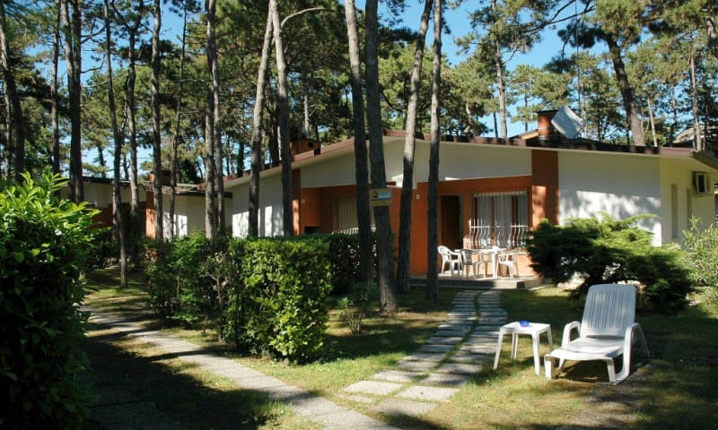 Villetta Allodola - double house with garden - Lignano Sabbiadoro - Hus
