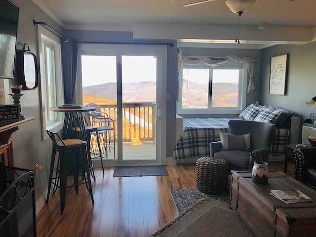 *Sugar Mtn Sweet Suite* MILE HIGH VIEWS! SANITIZED