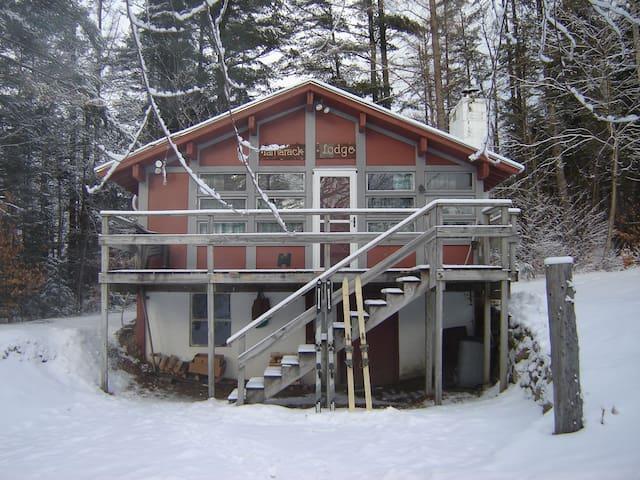 Tamarack Lodge Center of the Natural World