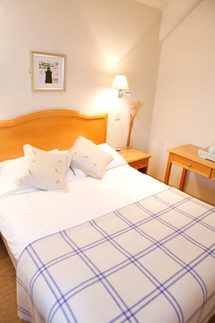 Room 14 at the Glendorgal Hotel