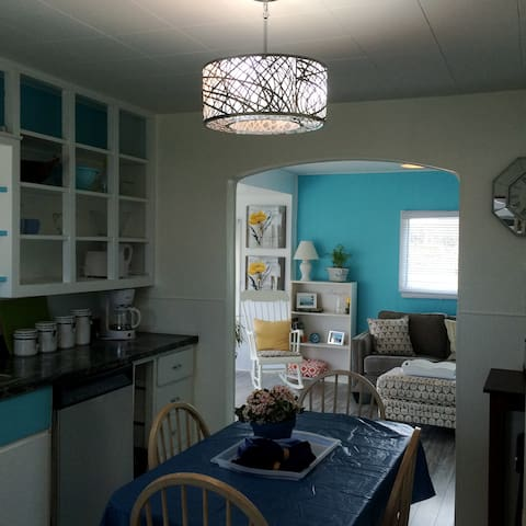 Cheerful Cabot Trail Harbour View Property - Dingwall - House
