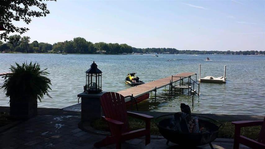Adams Lake GEM - Setter Sundown Cottage (NEW 2019)