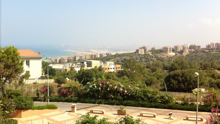 Appartement Familial Doha Hills proche Beyrouth