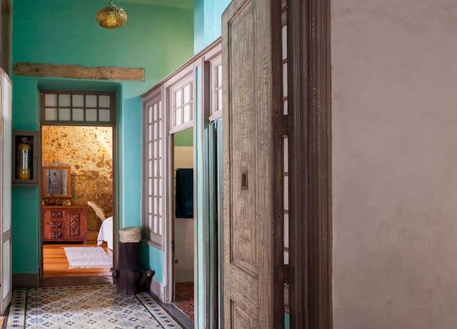 Casa Boho – Unique Apartment in Historic Building
