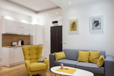 Grey Sofa - FREE GARAGE